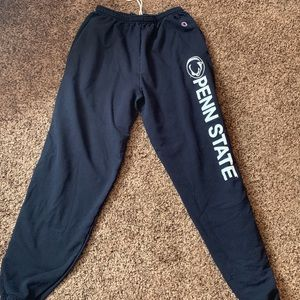 Champions penn state nittany lions sweatpants